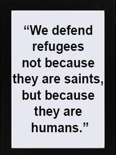Defending Refugees1